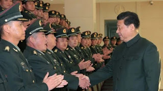 Ngeri! Misi Partai Komunis Jadikan Tentara China Paling Mematikan di Dunia