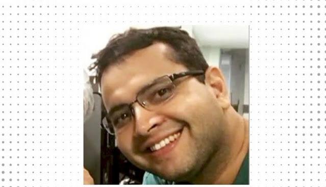 Médico ginecologista morre por Covid-19 aos 35 anos, na Paraíba