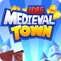 Idle Medieval Town – Tycoon, Clicker, Medieval Mod Apk
