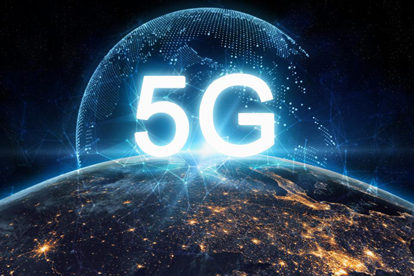 I now have a 5G internet connection at home!
