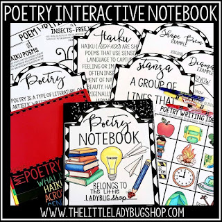 https://www.teacherspayteachers.com/Product/Poetry-Interactive-Notebook-Poetry-Writing-Unit-2987222
