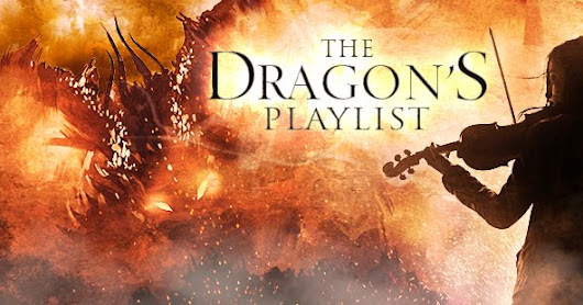 Featuring: The Dragon's Playlist, a contemporary fantasy by Laura Bickle