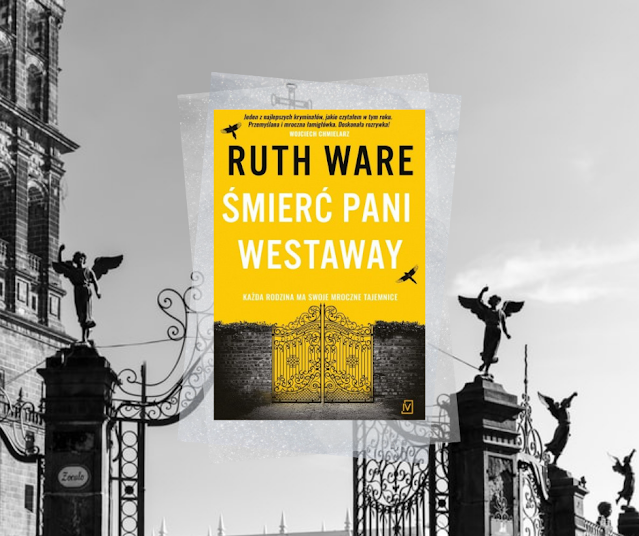 #526. Śmierć pani Westaway | Ruth Ware
