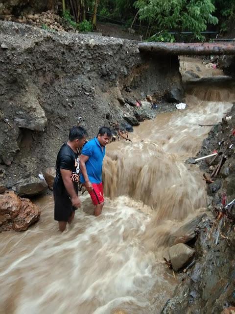 Seram Bagian Barat Dilanda Banjir