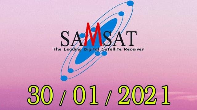 جديد تحديثات أجهزة سامسات SAMSAT يوم 20210130 - ALG SAT