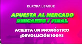 Mondobets promo europa league 6 mayo 2021