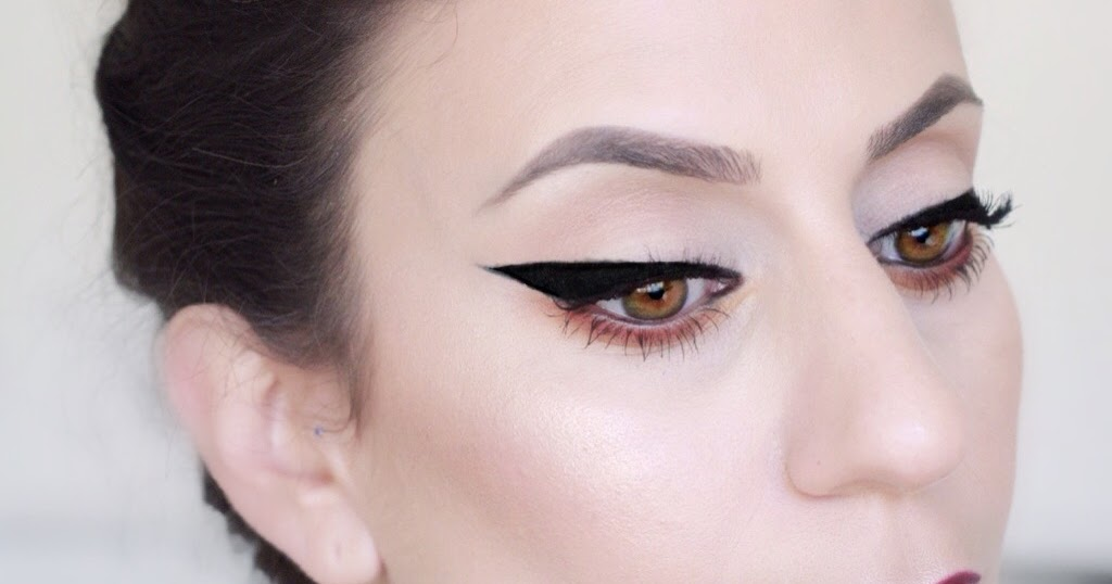 Makeup By Niyo Makeup Look Big Bold Liner