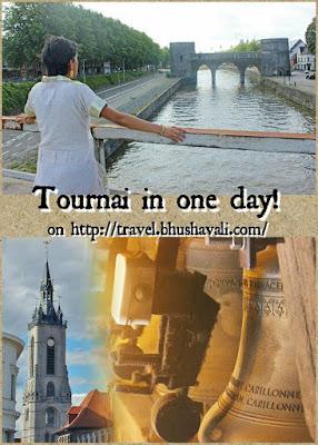 Tournai in One day pinterest