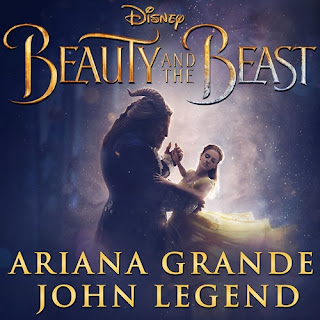 beauty and the beast soundtracks-ariana grande-john legend-beauty and the beast