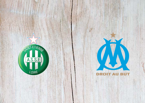 Saint-Etienne vs Olympique Marseille -Highlights 09 May 2021