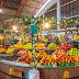 Рынок в Зестафони