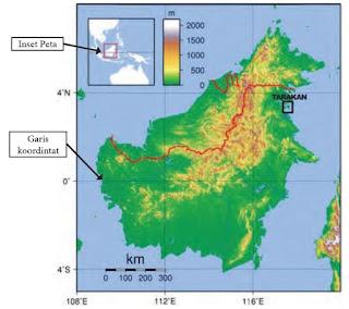 Memahami Lokasi Melalui Peta