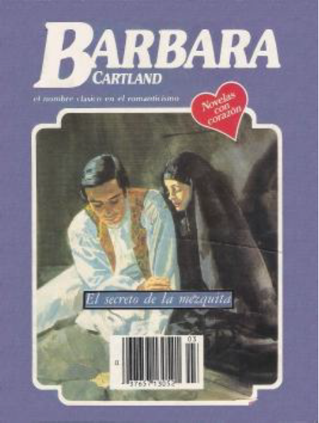 El secreto de la mezquita – Barbara Cartland