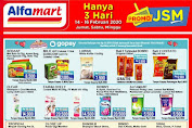40 List Produk Promo Alfamart Hari Ini: JSM 14-16 Februari 2020