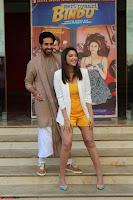 Parineeti Chopra with Ayushmann Khurrana at the Launch of Trailer of Meri Pyaari Bindu 022.JPG
