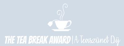 The Tea Break Award