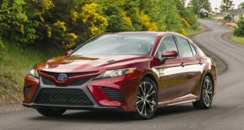 2021 toyota camry xse v6 sedan review 2017