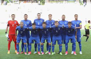 Italia U20 enfrenta a  Zambia U20 en Cuartos de Final del Mundial Sub 20, Corea del Sur 2017