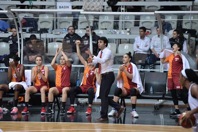 Galatasaray, İzmit Belediyespor'u yendi!