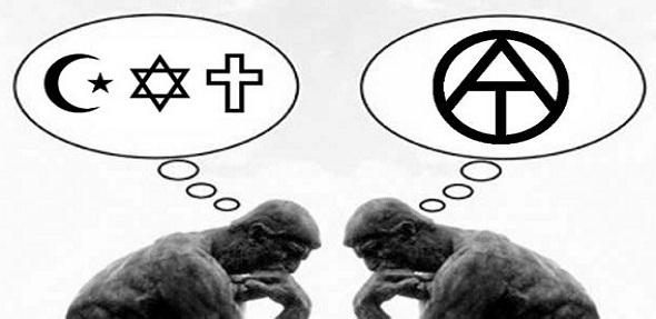 Ateos en el mundo