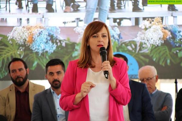 """Nieves Lady Barreto: """"Nos reforzamos como partido para seguir defendiendo a Canarias y a La Palma donde sea necesario"""""""