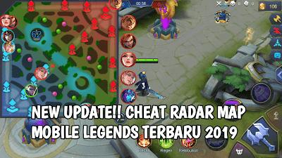 Cheat HACK Radar MAP Mobile Legends 2019