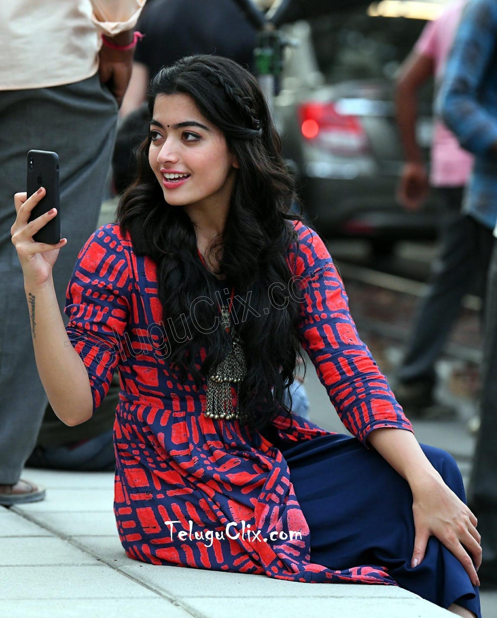Rashmika Mandanna hd photo