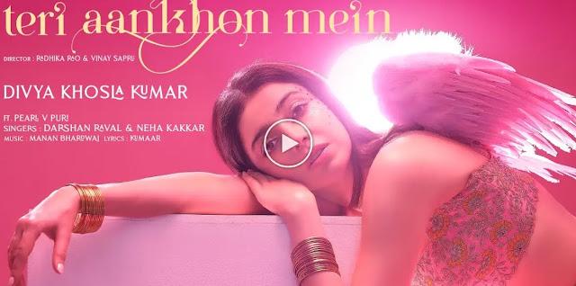 Teri Aankhon Mein Lyrics - DARSHAN RAVAL - Kumaar