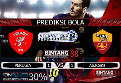 Pada hari Kamis, 1 Agustus 2019 pukul 01:30 waktu indonesia barat akan di adakan laga pertandingan Liga Friendlies antara Perugia vs AS Roma. Pertandingan ini nantinya akan di laksanakan di Stadion Renato Curi.