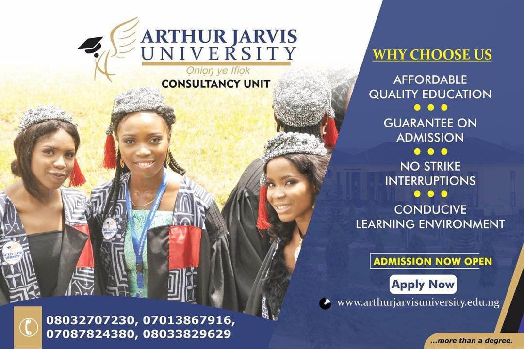 Arthur Jarvis University (hubtainment)