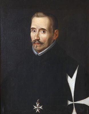 Retrato de Lópe de Vega