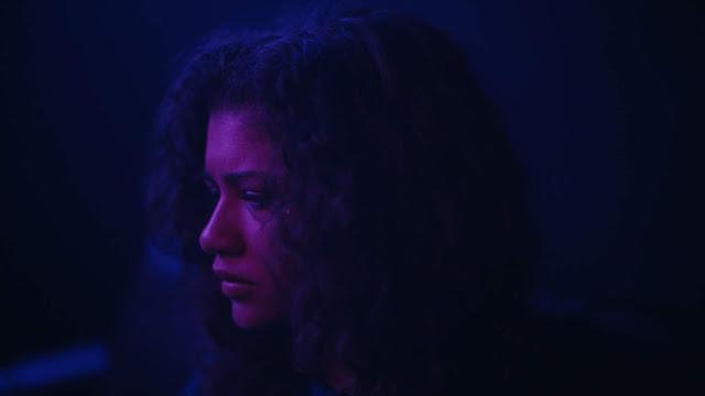 Euphoria saison 1 Sam Levinson Screenshooter Zendaya