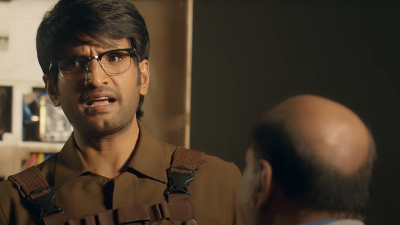 Dikkiloona Tamil Movie Official Trailer