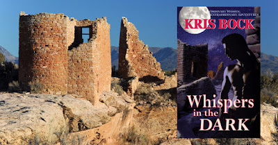 #MysteryExchange - The Murder That Inspired a Romantic #Mystery Novel, with @Kris_Bock