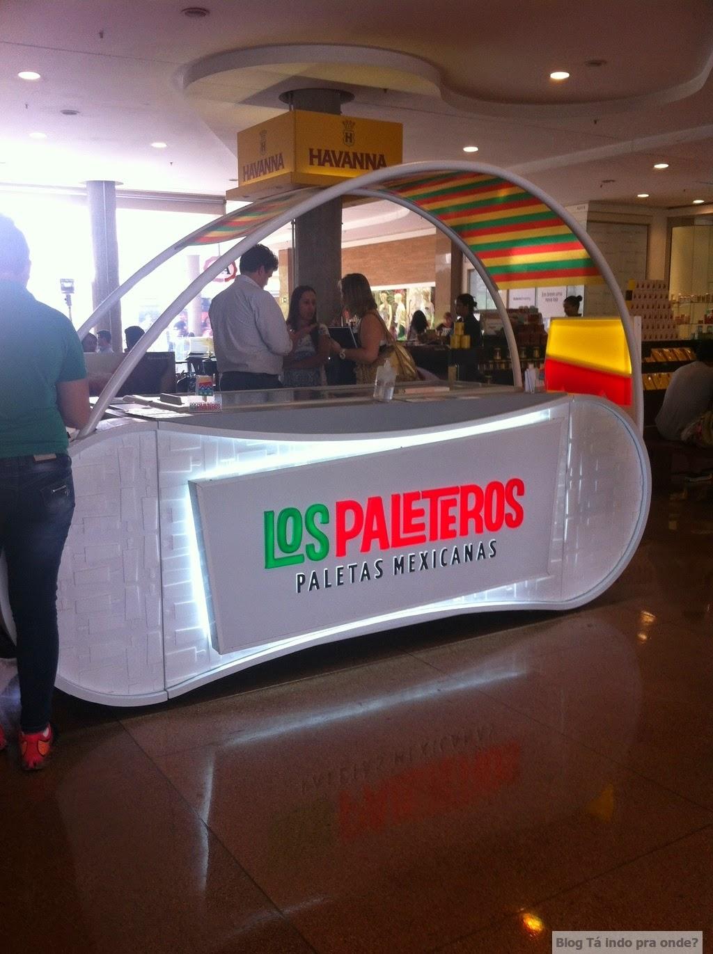 Los Paleteros Galleria Campinas