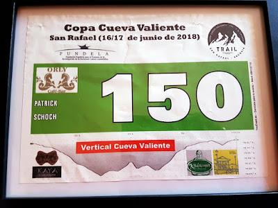 Carrera Vertical Cueva Valiente - AlfonsoyAmigos