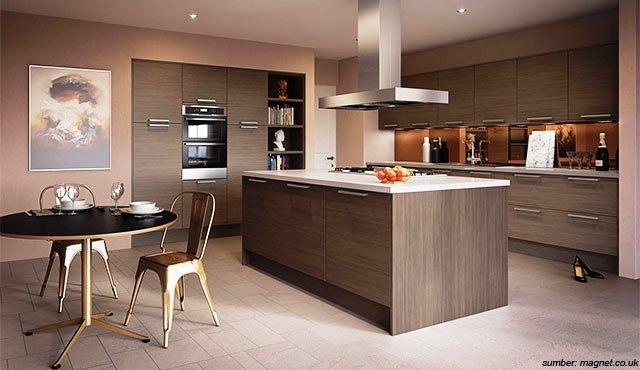 Menentukan Posisi Dapur Terbaik untuk Rumah