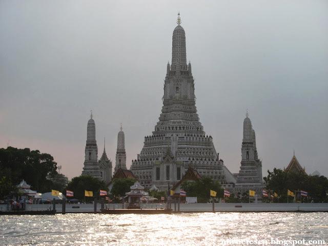 Старый Бангкок, Ват Арун