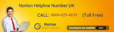 Norton Antivirus Help Number uk