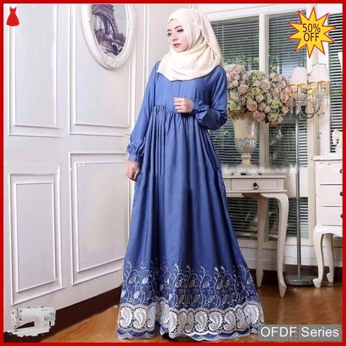 OFDF181 Dress Maxi Dress Maxy Long Chebby BMGShop
