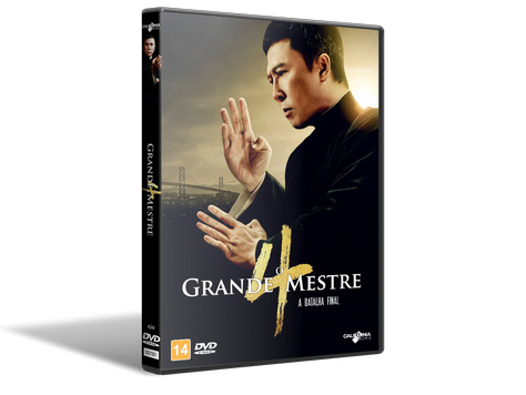 O Grande Mestre 4