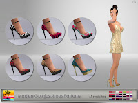 Madlen Gorgias Shoes Patterns