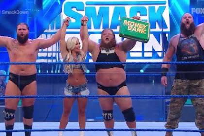 Serunya Menonton WWE SmackDown, 13 Juni 2020 Streaming