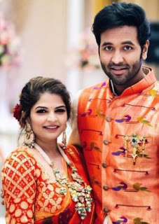 Vishnu Manchu Family Wife Parents children's Marriage Photos