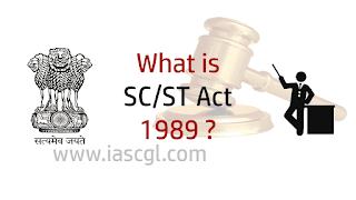 Supreme Court's Verdict on SC/ST PoA Act