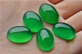 Membedakan Green, Chrome, Chrysocolla, Chrysoprase, Dyed Chalcedony