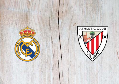 Real Madrid vs Athletic Club -Highlights 14 January 2021