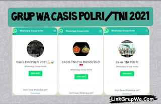 Grup wa casis TNI POLRI