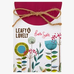 Leafy & Lovely Bath Salts