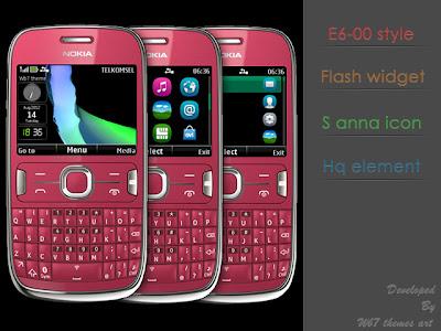 Next E6-00 style C3 theme